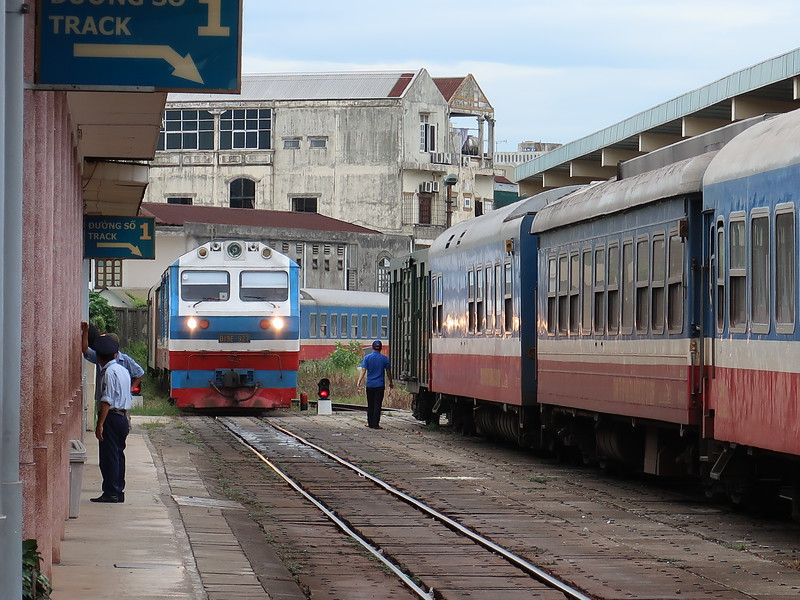 North–South express railway Vietnam