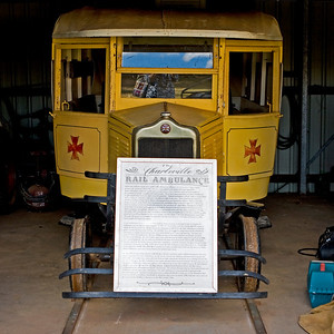 Charleville Rail Ambulance