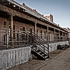 Converted Freight Depot, The Railyard, Santa Fe, New Mexico