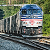 VRE  MP36PH-3C Locomotive No 64 passing Clifton, VA