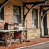 Norfolk & Western Railroad Depot, Marion, Virginia