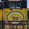 Canton Railroad Baldwin VO-1000 No 32, Baltimore & Ohio Railroad Museum, 901 West Pratt Street, Baltimore, MD