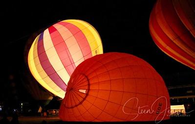 Transport; Hot Air Balloon; Varmluftsballon;