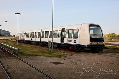 Transport; Metro; S-bahn; S-tog;