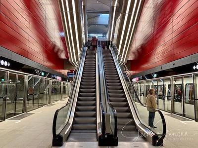 Metrostation, CPH
