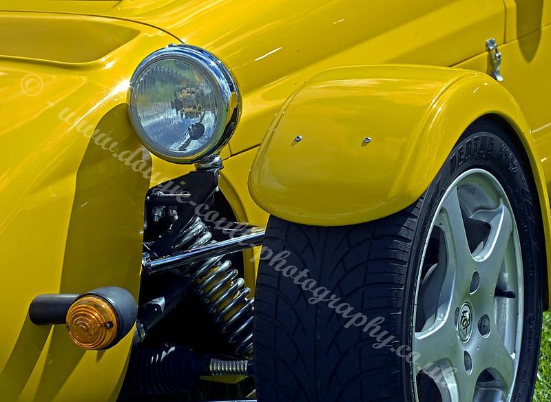 Gleaming Yellow