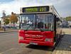 'West Coast Motors' Bus in Rothesay - 28 September 2013