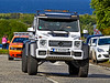 BRABUS Super G 700 at the Gumball 3000 Rally near Prestwick - 8 June 2014