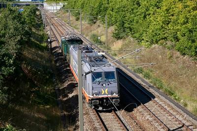 Transport; Railways; Electrical Locomotives; Ellokomotiver;