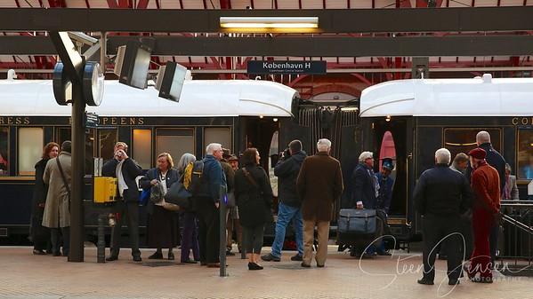 Transport; Railway; Steam Train; Damptog;
