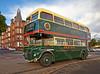 Vintage Bus - Greenock Esplanade - 18 August 2013