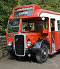 Old Bus - Heartbeat TV Series