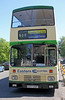 Eastern Scottish Double Decker Bus - Glasgow - 26 May 2012