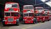Western SMT Buses - Bridgeton Bus Garage - 14 October 2012