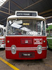 Vintage Bus - Bridgeton Bus Garage - 14 October 2012