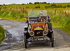Model T Ford at Cornalees Visitor Centre - 8 June 2014