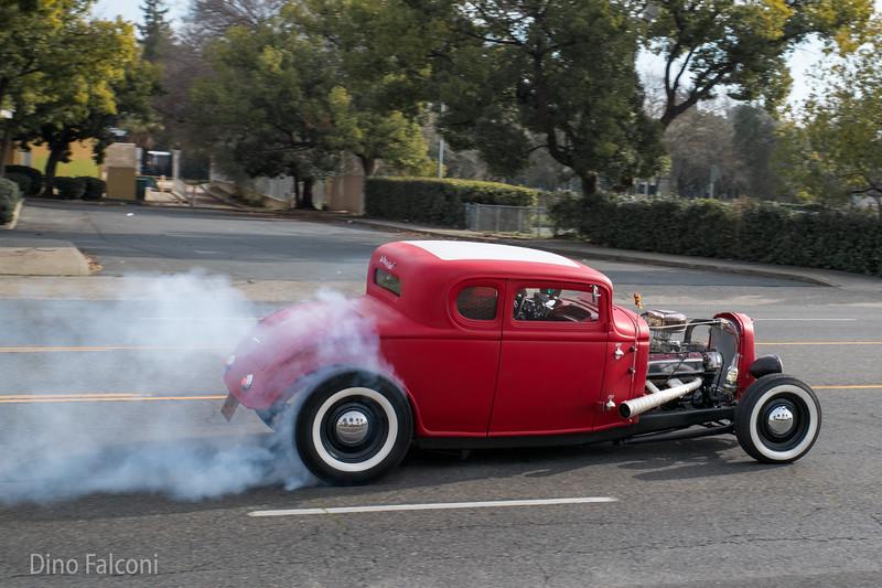 1932 Buick Rat Business Coup