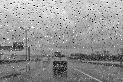 Driven Rain