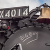 Aptly named: Big Boy 4014