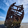 Peter Iredale Wreck