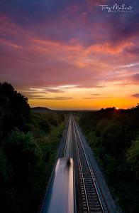 The evening train