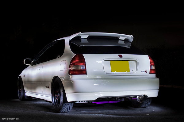 EK9 Type R Turbo 321bhp