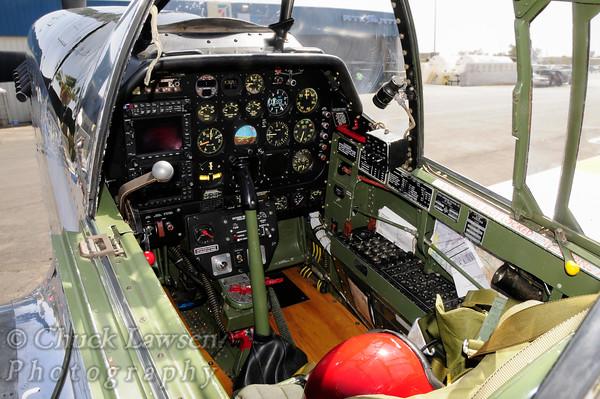 P-51C Cockpit