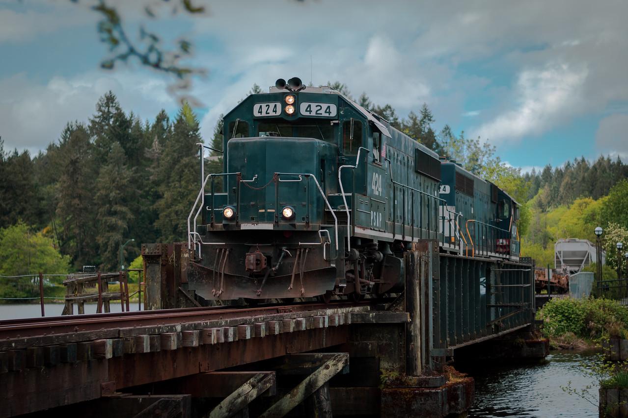 Train 424