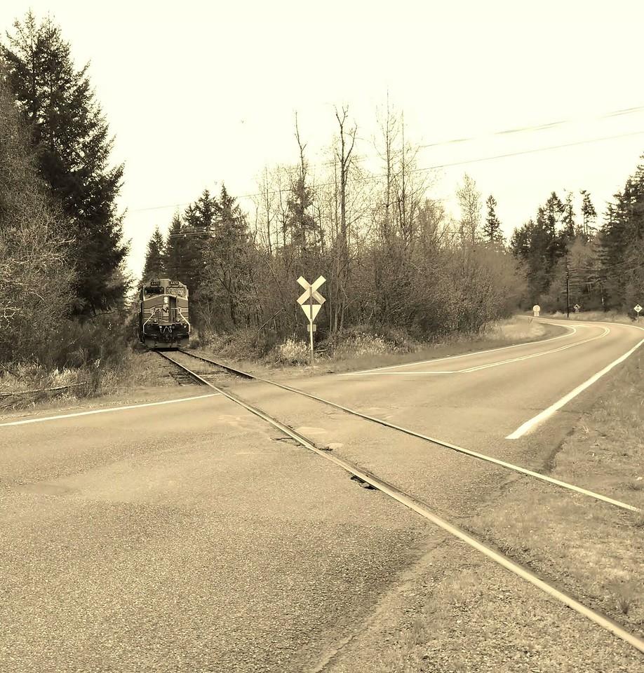 Train nostalgia