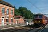 passenger train,passagierstrein,train de passagerHeide station,Belgium,België,Belgique
