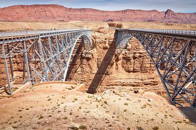 Marble Canyon, Navajo Bridge