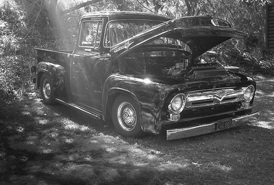 Auto show at Canyon RV Park (adjacent to Featherly Regional)