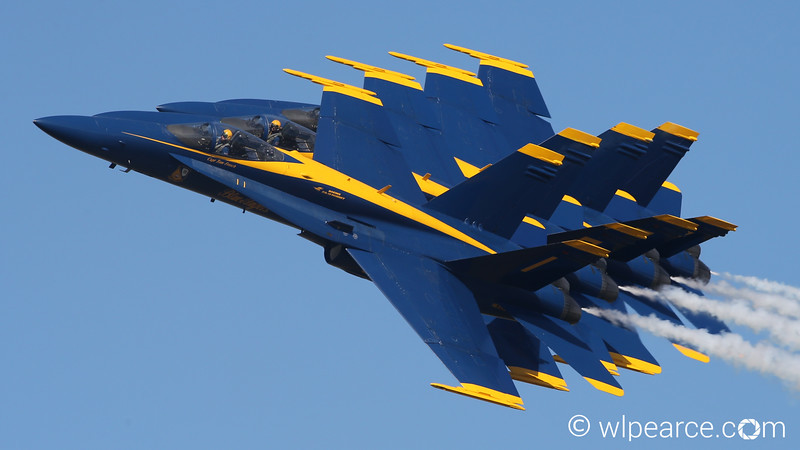 2014 Blue Angels NAS JAX