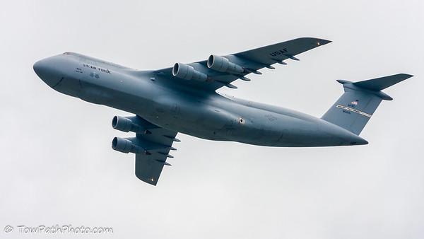 USAF C-5A Galaxy