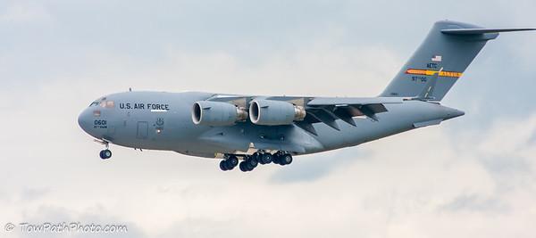 USAF C-17A Globemaster III