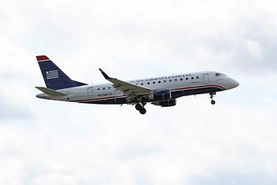 U.S. Airways Express Embraer ERJ 170-100SU