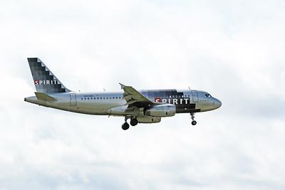 Spirit Airlines Airbus A319-132