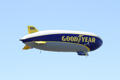 Goodyear Zeppelin - Wingfoot Two