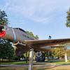Nashville's F-86L Sabre Jet