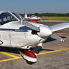 Piper Cherokee 180 at Wings of Dreams Fly-In