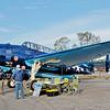 Grumman TBF-1 Avenger torpedo bomber
