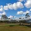 "Navy A-6E, ""Intruder"" at Camp Blanding"