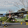 U.S. Marine Corp VMO-7  Plane