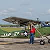 Marine Corp Airplane