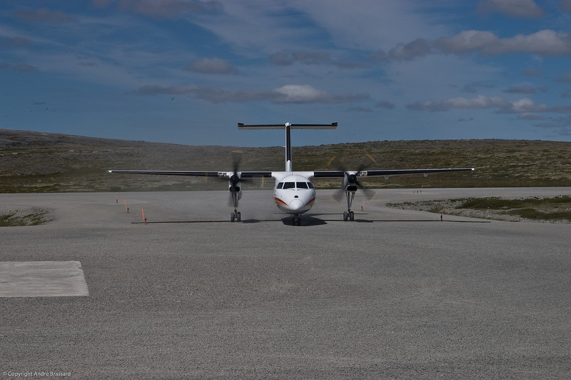 DeHavilland DHC8 Dash-8-100