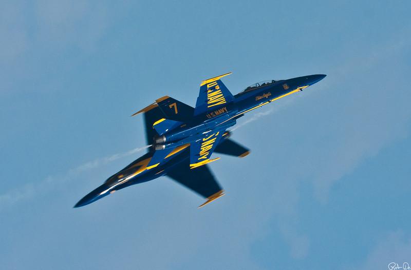 Blue Angles speed Pass