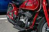 1930 Harley Davidson Motorcycle