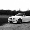 BMW M3 Convertible in Infrared...
