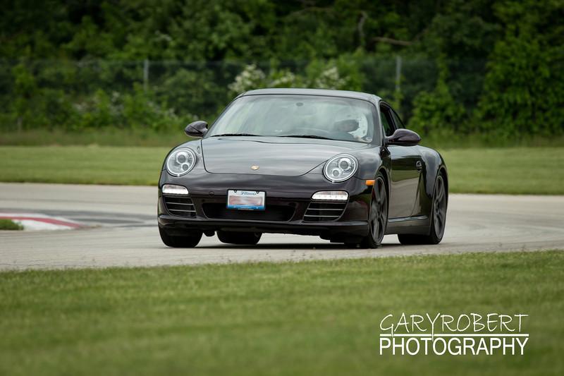 Porsche during the 6/5/13 Napleton Porsche Day at the Autobahn in Joliet, IL..
