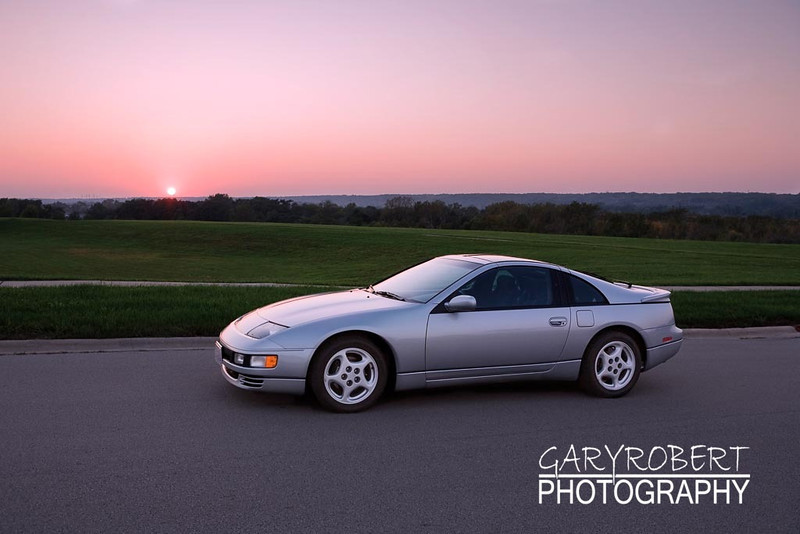 Nissan, 300 ZX Twin Turbo - Stock